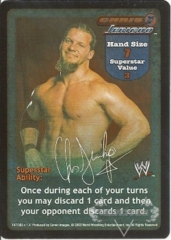 Chris Jericho Superstar Card - SS2