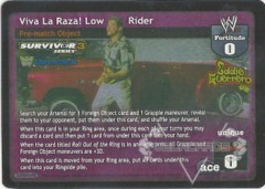 Viva La Raza! Low Rider (TB) - SS3