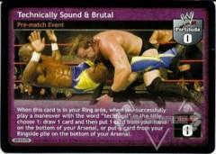 Technically Sound & Brutal