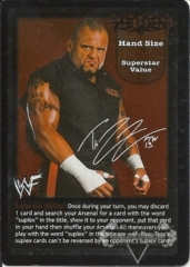 Tazz Superstar Card