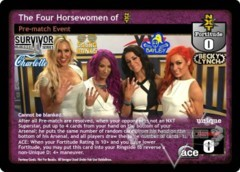 The Four Horsewomen of NXT - VSS