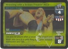 Wrestling with a Broken Freakin' Neck (TB) - SS3