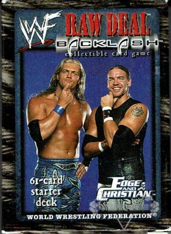 Edge and Christian Starter Deck