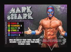 Mark The Shark Competitor Card (Prize)