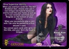 Paige Superstar Card (PROMO)