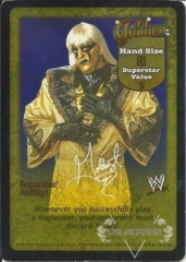 Goldust Superstar Card