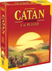 Catan - 5-6 Player Extension