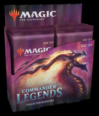 Commander Legends Collector Edition