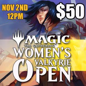 Women's Valkyrie Open