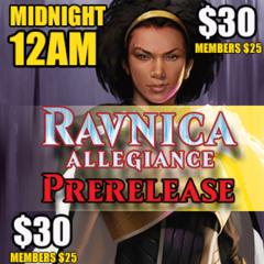 #1 Midnight – Ravinca Allegiance Prerelease