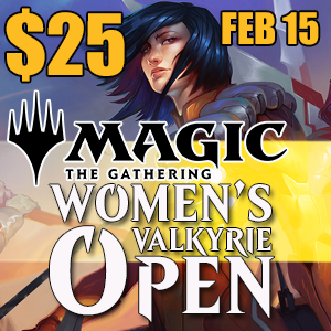 Women's Valkyrie Open