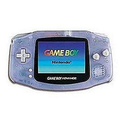Glacier Gameboy Advance System