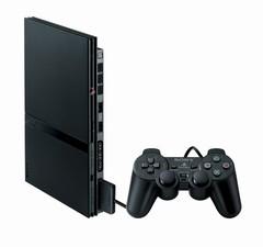 Playstation 2 Slim System Black