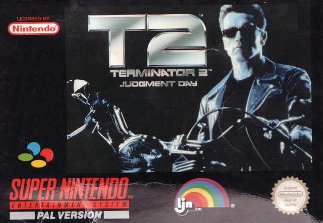 Terminator 2 Judgement Day