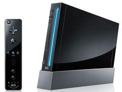Black Nintendo Wii System