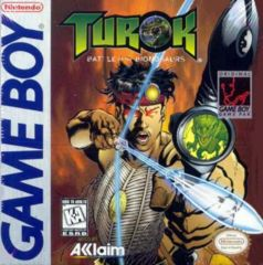 Turok Battle of the Bionosaurs