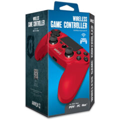 Armor 3 Wireless Game Controller Red