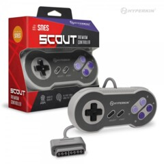 Scout SNES Controller