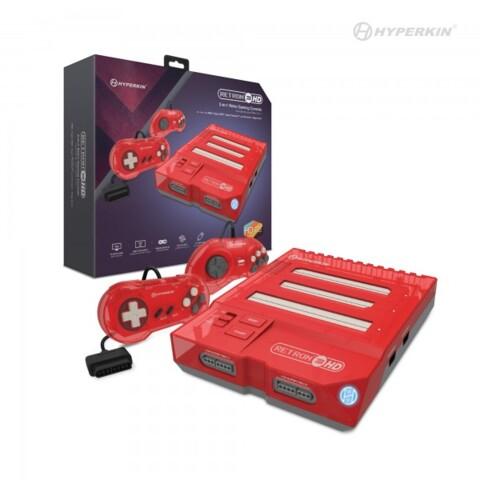 Retron 3 HD Jasper Red