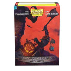 Dragon Shield - Halloween Dragon Sleeves