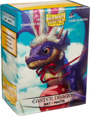 Dragon Shield Easter Dragon Sleeves