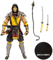 Mortal Kombat - Scorpion Figure