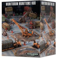 Warhammer 40,000 - Munitorum Munitions Hub