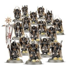 Chaos Warriors Regiment