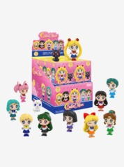 Sailor Moon Mystery Minis: Vinyl Figures