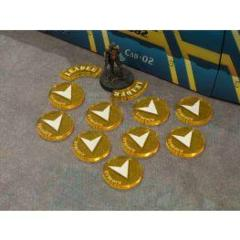 Bandua Regular Yellow Order Tokens (BAI000033)