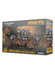 Warhammer 40k: Apocalypse - Imperial Knights Super-Heavy Detachment