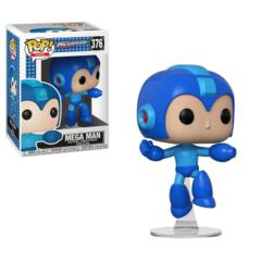 Funko POP! Games: Megaman - Megaman (Jumping)