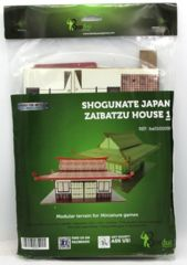 Shogunate Japan Zaibatzu House 1 - ba0100095