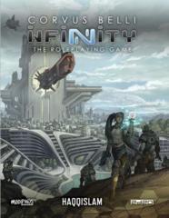 Infinity: RPG Haqqislam (BOOK) - MUH050253