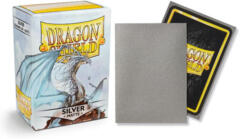 Dragon Shield - Silver Matte (100ct)