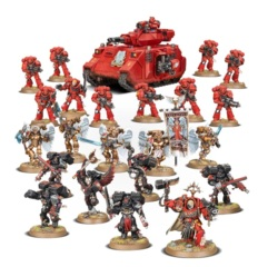 Battleforce: Blood Angels - Crimson Spear Strike Force