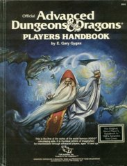 Advanced Dungeons & Dragons -9th Printing