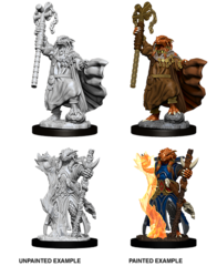 Nolzurs Marvelous Unpainted Miniatures - Female Dragonborn Sorcerer