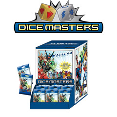 DC Dice Masters: Justice League Gravity Feed