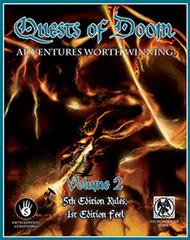 Quests of Doom: 5e Volume 2