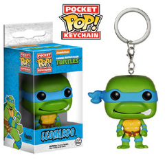 Funko Pocket POP! TV: Teenage Mutant Ninja Turtles-Leonardo
