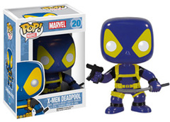 Funko Pop! Marvel: X-Men Deadpool