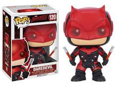 Funko Pop! Television: Daredevil-Daredevil Red Costume