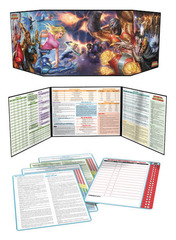 Mutants and Masterminds Gamemasters Kit, Revised Edition
