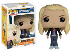 Funko Pop! Television: Doctor Who-Rose Tyler