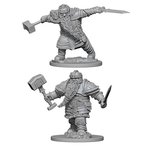 Dungeons And Dragons Nolzurs Marvelous Unpainted Miniatures