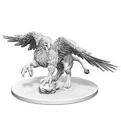 Dungeons And Dragons: Nolzur's Marvelous Unpainted Miniatures - Griffon