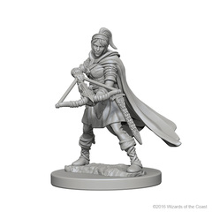 Dungeons And Dragons: Nolzur's Marvelous Unpainted Miniatures - Human Ranger (Female)