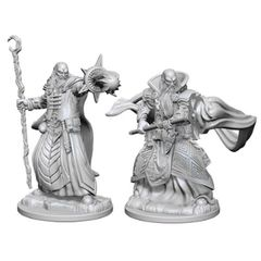 Dungeons And Dragons: Nolzur's Marvelous Unpainted Miniatures - Human Wizard (Male)