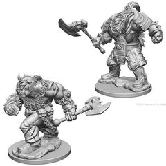 Dungeons And Dragons: Nolzur's Marvelous Unpainted Miniatures - Orcs